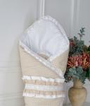 купить Конверт для новорожденного Нежность Демисезон цена, отзывы