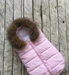 купить Конверт для новорожденного Дутик Snowman Pinck  цена, отзывы