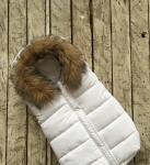 купить Конверт для новорожденного Дутик Snowman White цена, отзывы