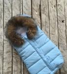 купить Конверт для новорожденного Дутик Snowman Blue цена, отзывы