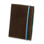 купить Обложка для паспорта Орех-тиффани+блокнотик цена, отзывы