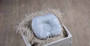 купить Подушка для новорожденных Мишки и друзья цена, отзывы