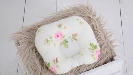 купить Подушка для новорожденных Розы цена, отзывы