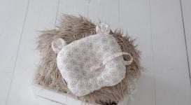купить Детская подушка для новорожденных Цветные Мишкины ушки цена, отзывы