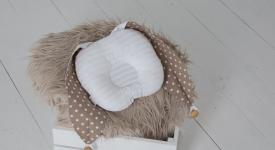 купить Детская подушка для новорожденных Грызушка цена, отзывы
