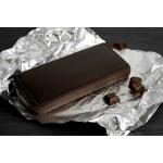 купить Портмоне  (на молнии) Шоколад цена, отзывы