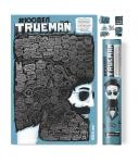 купить Скретч постер 100 ДЕЛ TrueMan Edition цена, отзывы