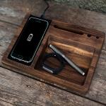 купить Подставка для телефона Беспроводное зарядное устройство цена, отзывы