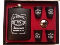 купить Подарочный набор Фляга Jack Daniels Black цена, отзывы