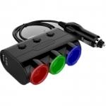 купить Автомобильное зарядное устройство Olesson 1523 цена, отзывы