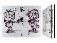 купить Настенные часы Влюбленные цена, отзывы