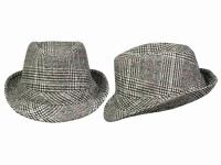 купить Шляпа Ален Демисезонная Grey цена, отзывы