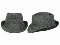купить Шляпа Ален Демисезонная Gentle Dark Grey цена, отзывы