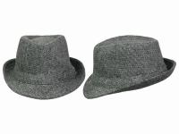 купить Шляпа Ален Демисезонная Ponde Light Grey цена, отзывы