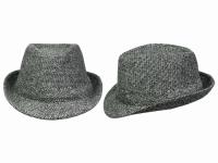 купить Шляпа Ален Демисезонная Ponde Dark Grey цена, отзывы