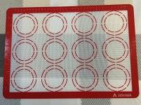 купить Силиконовый коврик №1 для выпечки цена, отзывы
