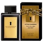 купить Мужской Парфюм Antonio Banderas The Golden Secret 100 ml цена, отзывы