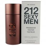 купить Мужской Парфюм Original Carolina Herrera 212 Sexy Men TESTER 100 ml цена, отзывы