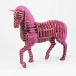 купить 3D пазл Конь цена, отзывы