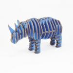 купить 3D пазл Носорог цена, отзывы