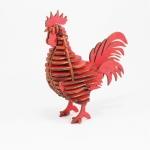купить 3D пазл Петух цена, отзывы