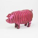 купить 3D пазл Свинья цена, отзывы