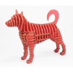 купить 3D пазл Собака цена, отзывы