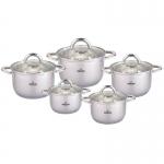 купить Набор посуды Bohmann BH-1012 10 предметов цена, отзывы