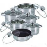 купить Набор посуды Bohmann 12 предметов цена, отзывы