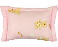 купить Подушка детская розовая 40х60  цена, отзывы
