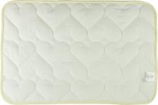 купить Подушка силиконовая для новорожденного Сердечко 40Х60 цена, отзывы