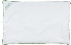 купить Подушка бамбуковая для новорожденного белая 40х60 цена, отзывы