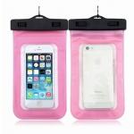 купить Водонепроницаемый чехол для телефона Розовый цена, отзывы