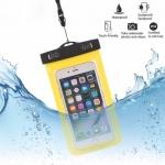 купить Водонепроницаемый чехол для телефона Желтый цена, отзывы