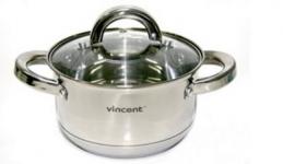 купить Кастрюля Vincent 2,7 л цена, отзывы
