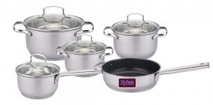купить Набор посуды MPM Ella 9 предметов цена, отзывы