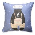 купить Подушка Медведь Рurple цена, отзывы