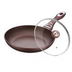купить Сковорода Lessner Marble Line 24 см mix цена, отзывы