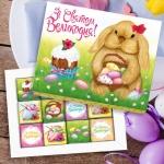 купить Шоколадный набор Зі Святом Великодня (60г) цена, отзывы