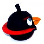 фото 4377  Копилка Angry Birds черная цена, отзывы