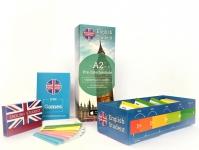 купить Флеш-карточки для изучения английского языка Уровень Pre Intermediate цена, отзывы