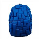 купить Рюкзак большой Square синий цена, отзывы