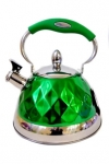 купить Чайник Bohmann 3,5 green цена, отзывы
