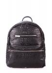 купить Рюкзак мини Leather black цена, отзывы
