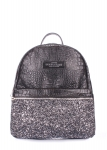 купить Рюкзак мини Glitter black цена, отзывы