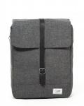 купить Рюкзак GiN Double G cotton темно-серый цена, отзывы