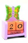 купить Вечный Календарь Бабочка цена, отзывы