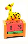 купить Вечный Календарь Жираф цена, отзывы