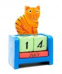 купить Вечный Календарь Рыжий Кот цена, отзывы