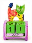 купить Вечный Календарь Кошка цена, отзывы